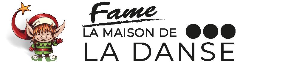 Logo Fame La Maison de la Danse